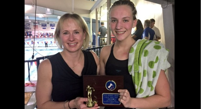Lakota West Swimming: McKenzie Rice Wins 1650 at Classic; Firebirds Drop Time in Many Events
