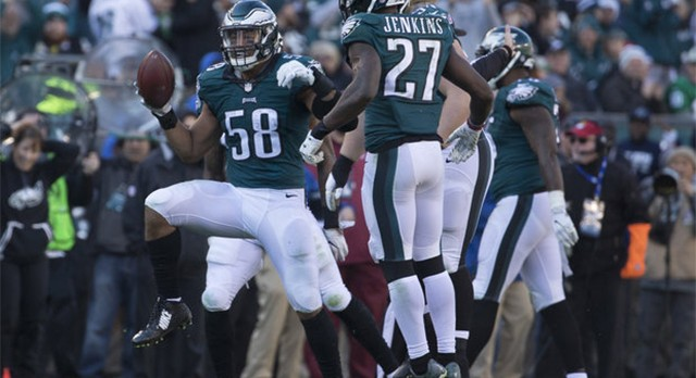 Lakota West Football Alum: Eagles' Nigel Bradham Believes Jordan Hicks Can Make Hall Of Fame