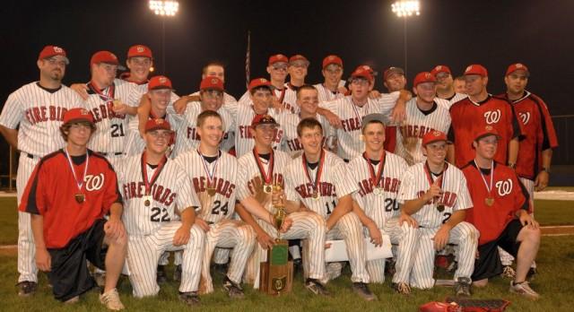 Lakota West Baseball: 2007 State Championship Baseball Team to be Recognized Friday Night