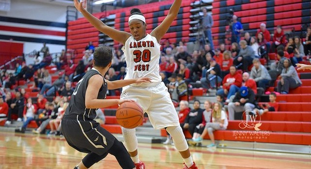Lakota West Girls Basketball: Firebirds Finish Season Sweep of Lakota East with 61-18 Victory