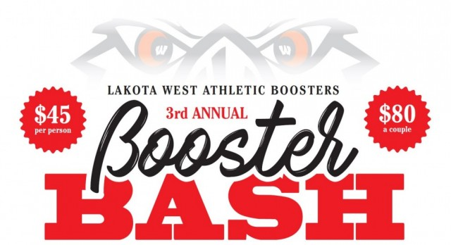 Buy Your Tickets Now for the 3rd Annual Booster Bash