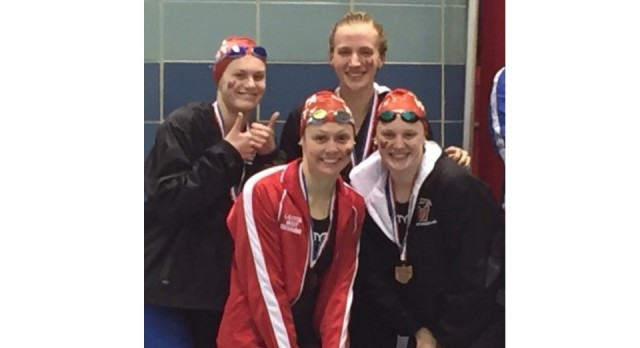 Lakota West Swim & Dive: Records Fall at Districts; Six Advance to OHSAA State Championships