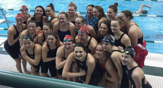 Lakota West Swim & Dive: 17 Firebirds Qualify for OHSAA SW District Meet