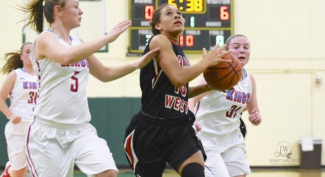 Lakota West Girls Basketball: Sarah Jones Leads Firebirds to Sectional Crown; Beavercreek Next in District Final