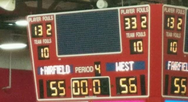 Lakota West Boys Basketball: Firebirds Outlast Fairfield in Double OT Thriller