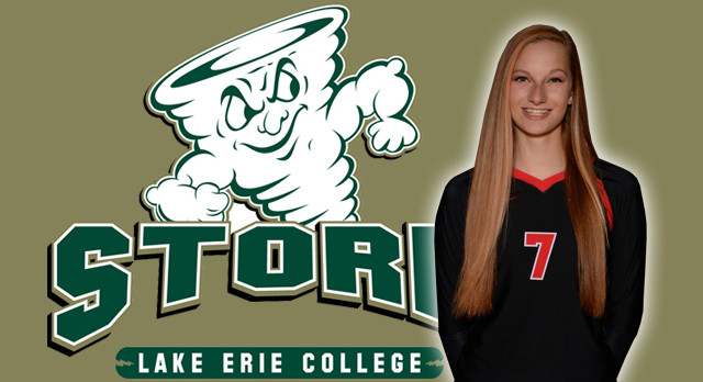 Lakota West Volleyball: Schivone Commits to Lake Erie College