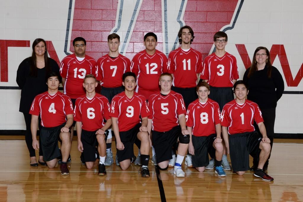 JV Boys Vball