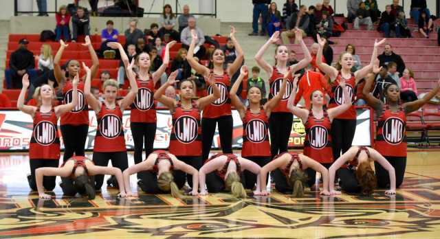 Lakota West Dance Team 2017-18 Try-out Information