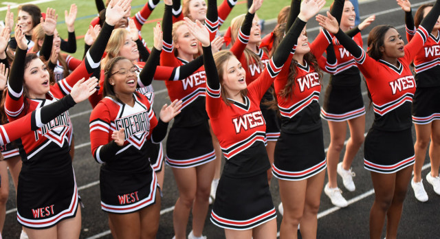 Lakota West Fall Cheer Tryout Information