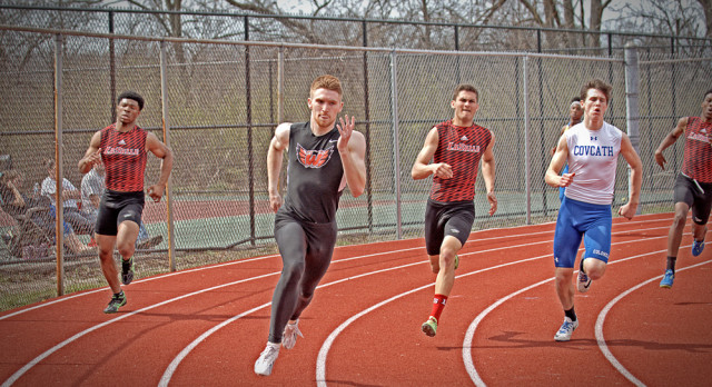 Lakota West Track & Field: Boys Finish 2nd at LaSalle Invitational; Girls Finish 8th