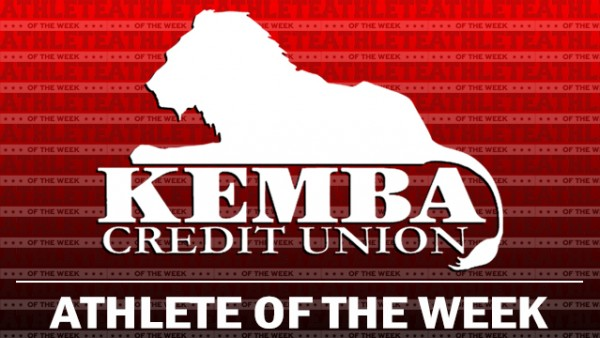 Kemba Credit Union Athletes of the Week 3/20/17 – 3/26/17