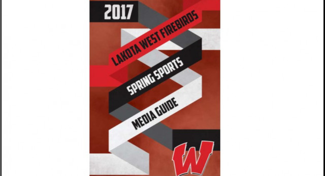 Get a Sneek Peek of the Full Color 2017 Lakota West Spring Sports Media Guide