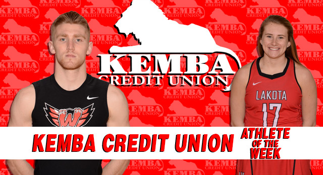 Kemba Credit Union Athletes of the Week 3/27/17 – 4/2/17