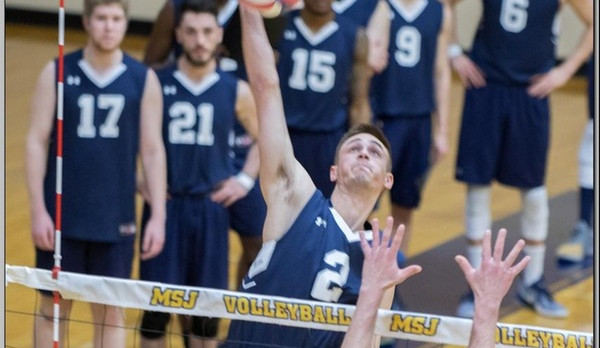 Lakota West Boys Volleyball Alumni: Vohland Named MCVL Offensive Player of the Week for 3rd Time this Season