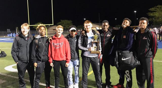 Lakota West Boys Track Wins Springboro Invitational; Girls Finish 4th
