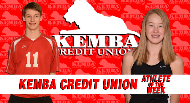 Kemba Credit Union Athletes of the Week 4/17/17 – 4/23/17