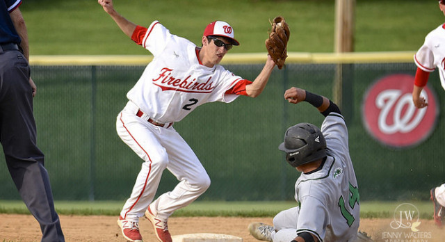 Lakota West Baseball Team Outlasts Mason in 8 Inning Battle; Round 2 on Friday
