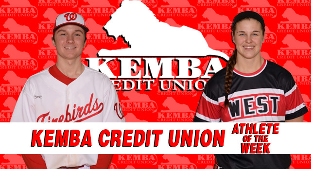 Kemba Credit Union Athletes of the Week 5/22/17 – 5/28/17