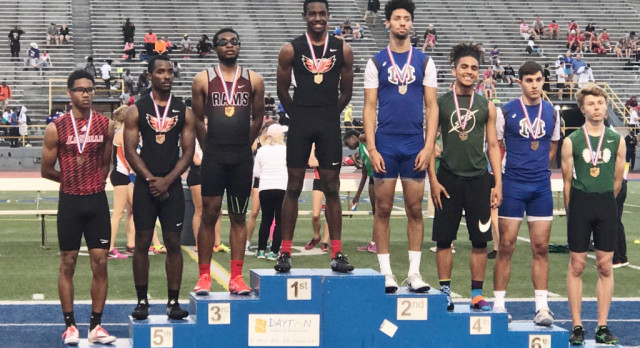 Lakota West Track & Field: Whitaker Qualifies for State in Two Events; Gillis, Currington & Robertson Make the Podium