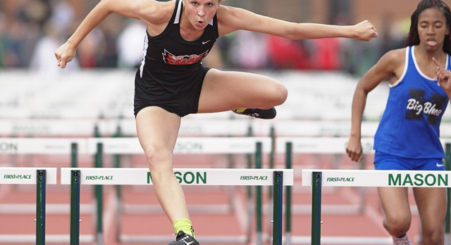 Lakota West Track & Field: Boys Finish 3rd at GMC Championships; Girls Finish 4th