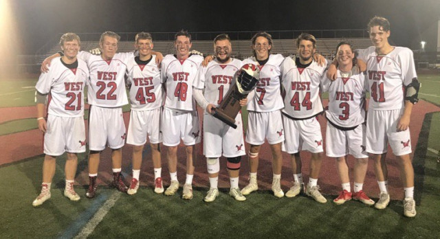 Lakota West Boys Lacrosse Beat Lakota East on Senior Night; Decade of Dominance