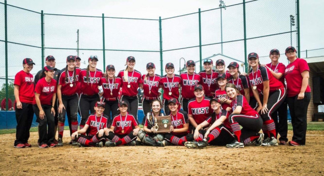 Lakota West Softball Team Outlasts Milford in 11 inning District Championship Game