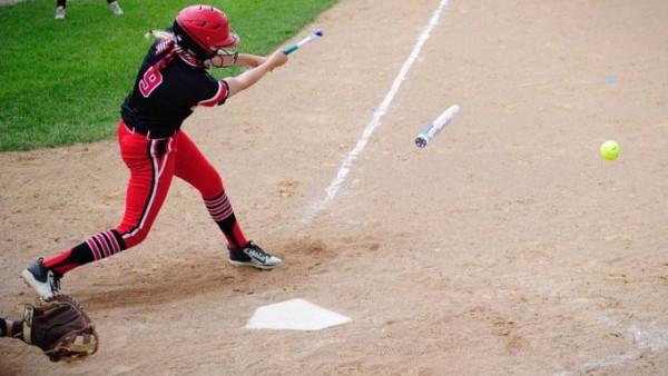 broken bat Lebanon game
