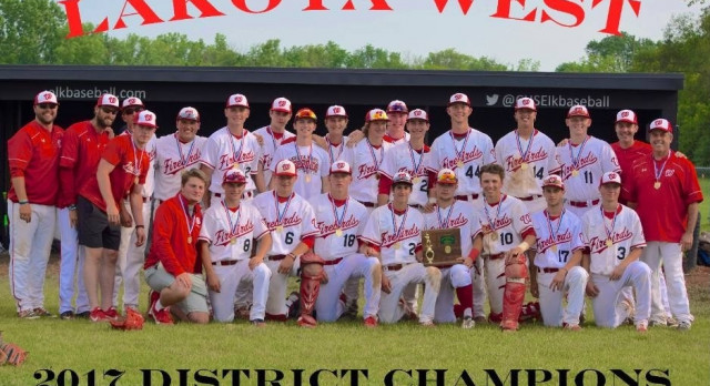 Lakota West Baseball Comes From Behind to Win District Title
