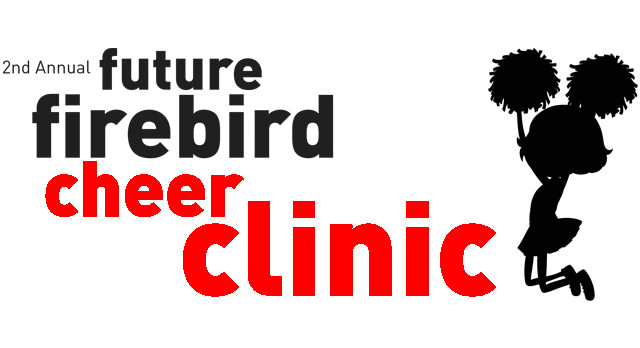 Mark Your Calendars: 2nd Annual Future Firebird Cheer Clinic Scheduled for 8/6