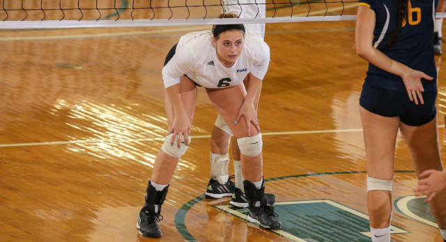 Lakota West Volleyball Alum: Kelsey Boyle Helps Slippery Rock Earn AVCA Team Academic Award With A 4.0 GPA!