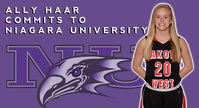Lakota West Basketball Senior Guard Ally Haar Commits to Niagara University!
