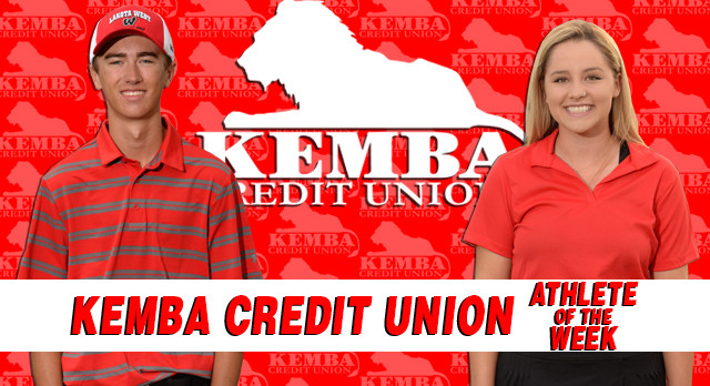 Kemba Credit Union Athletes of the Week 8/7/17 – 8/13/17
