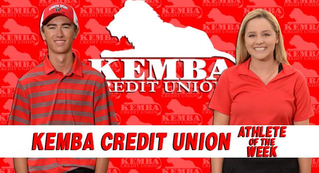 Kemba Credit Union Athletes of the Week 8/7/17 – 8/13/17