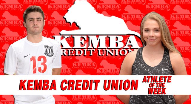 Kemba Credit Union Athletes of the Week 8/14/17 – 8/21/17