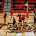 Varsity Girls Volleyball vs. St.Ursula 8/24 (Compliments of Mark Ferland)