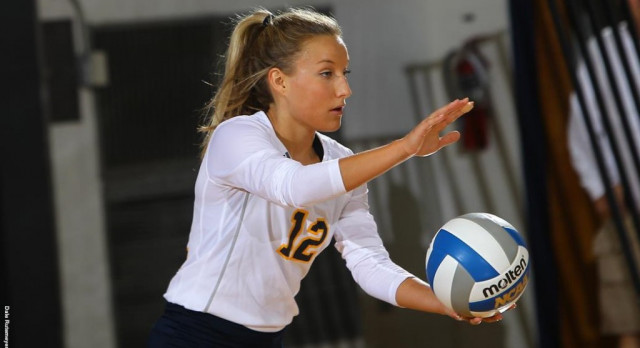 Lakota West Volleyball Alum: Megan Kaufman Earns Defensive Player of the Week Honor!