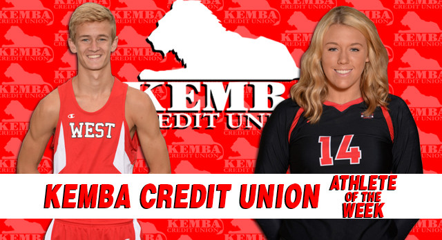 Kemba Credit Union Athletes of the Week 9/4/17 – 9/10/17