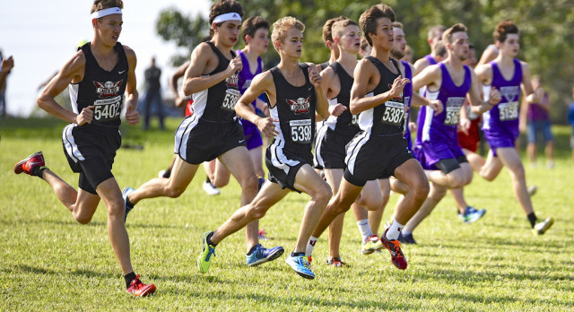 Lakota West Cross Country: Boys XC have a STRONG Showing Placing 1st at the Princeton Invitational! (Pics)