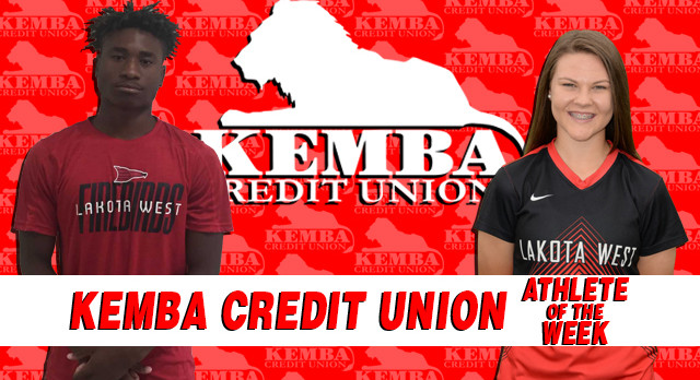 Kemba Credit Union Athletes of the Week 9/11/17 – 9/17/17