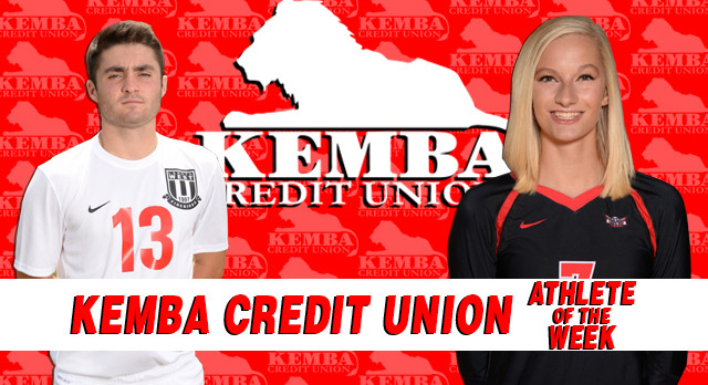 Kemba Credit Union Athletes of the Week 9/18/17 – 9/24/17