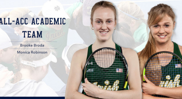 Lakota West Tennis: Brooke Broda Named To All-ACC Academic Squad