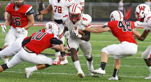 Lakota West Football: The Firebirds earn hard-fought road win defeating Oak Hills 31-24!