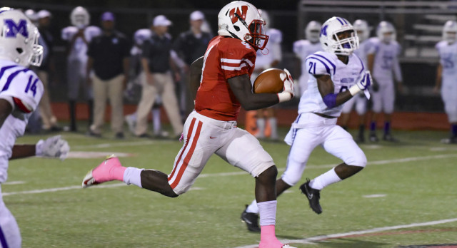 Lakota West Football: West beats Middletown as David Afari moves into the GMC rushing lead!