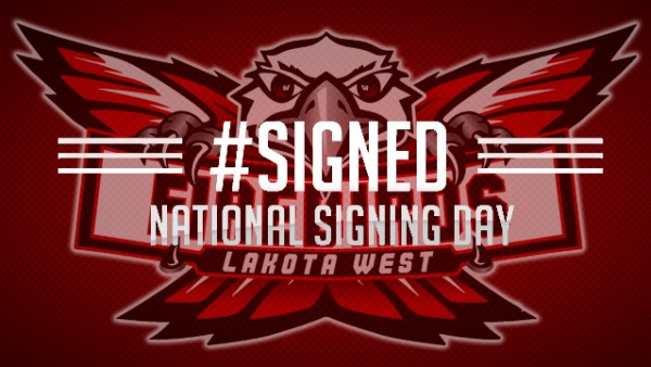National Letter of Intent Student-Athlete 2017 Fall Signing Event