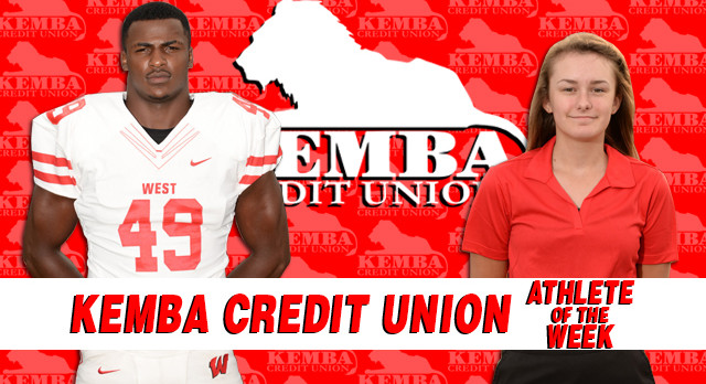Kemba Credit Union Athletes of the Week 10/2/17 – 10/8/17