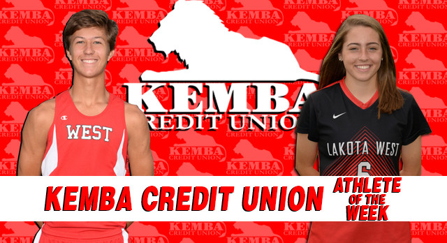 Kemba Credit Union Athletes of the Week 10/9/17 – 10/15/17