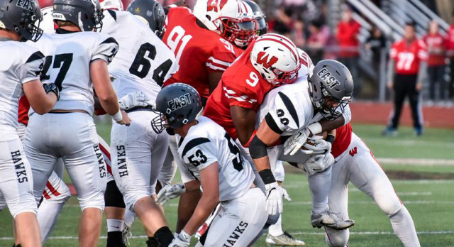 Lakota West Football: The Firebirds Lose Homecoming Football Game To East (Pics)