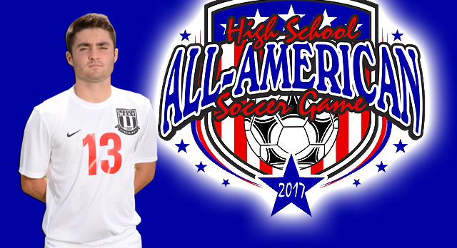 Lakota West Soccer: Linden Eberle Selected to the High School All-American Game!