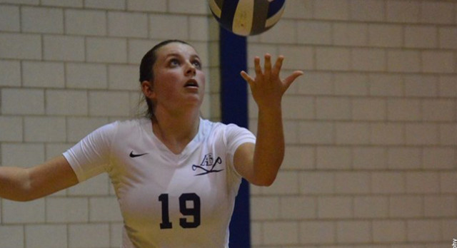 Lakota West Volleyball Alum: Bailey Nixon helps Alderson Broaddus Cruise to 3-0 Victory Over Trevecca Nazarene!