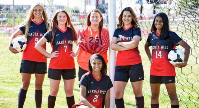 Lakota West Girls Soccer: The Firebirds grind out 2-1 soccer win over rival Lakota East